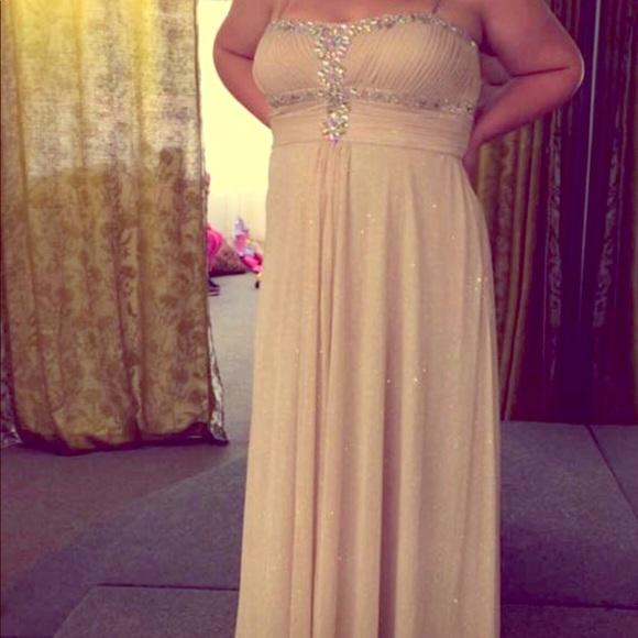 Xxl Prom Dress   Poshmark